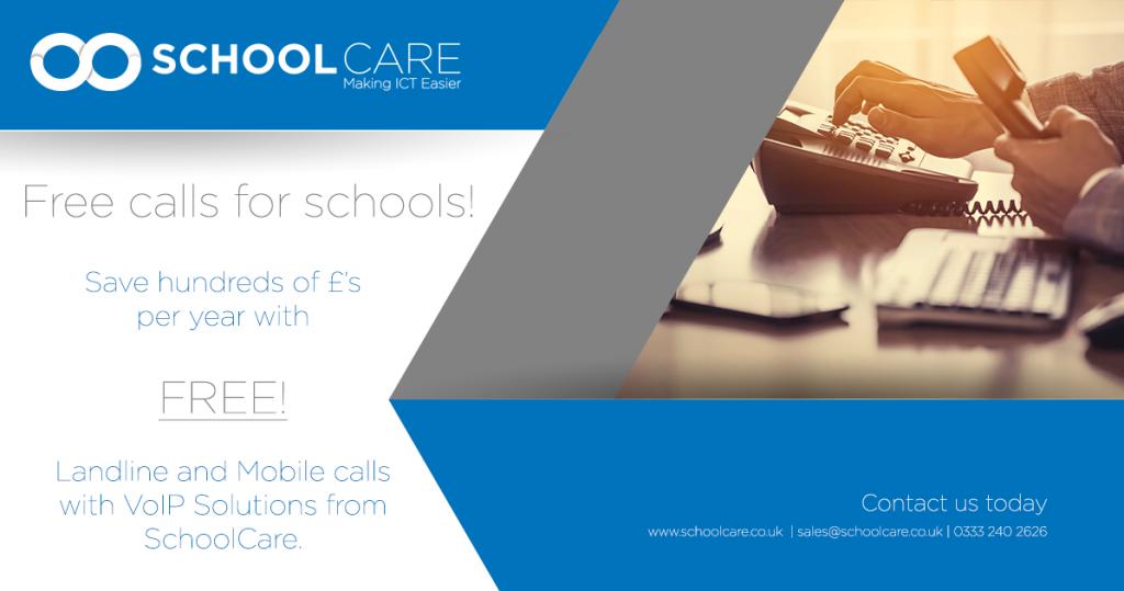 Free Calls for Schools