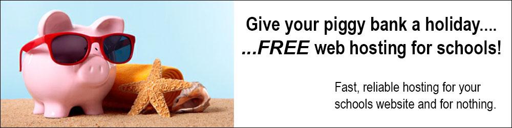 Free Website Hosting For Schools