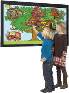 CTouch Interactive Display
