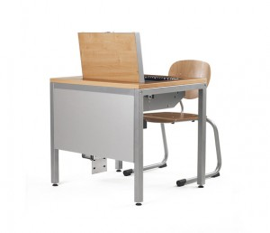 FlipScreen t02 ICT Suite Desking
