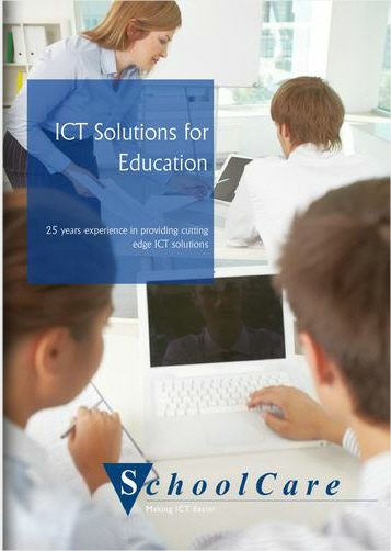 ICT for Education eBrochure