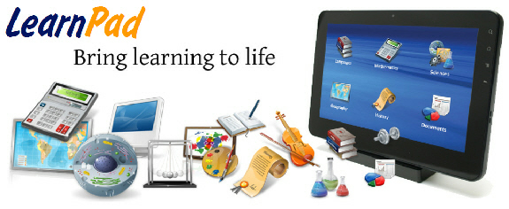 LearnPad Tablets for Education