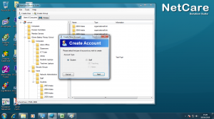 NetCare Network Management Software