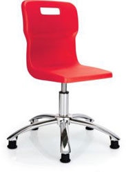 ICT Classroom Furniture - Swivel Chair