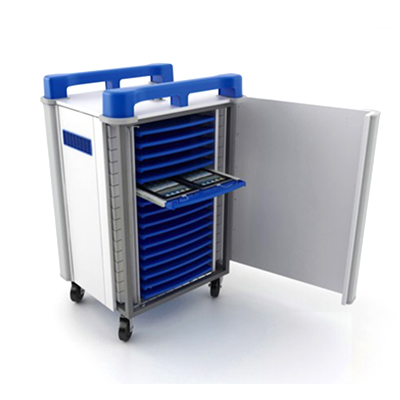 Lapcabby Tabcabby Tablet Charging Trolley