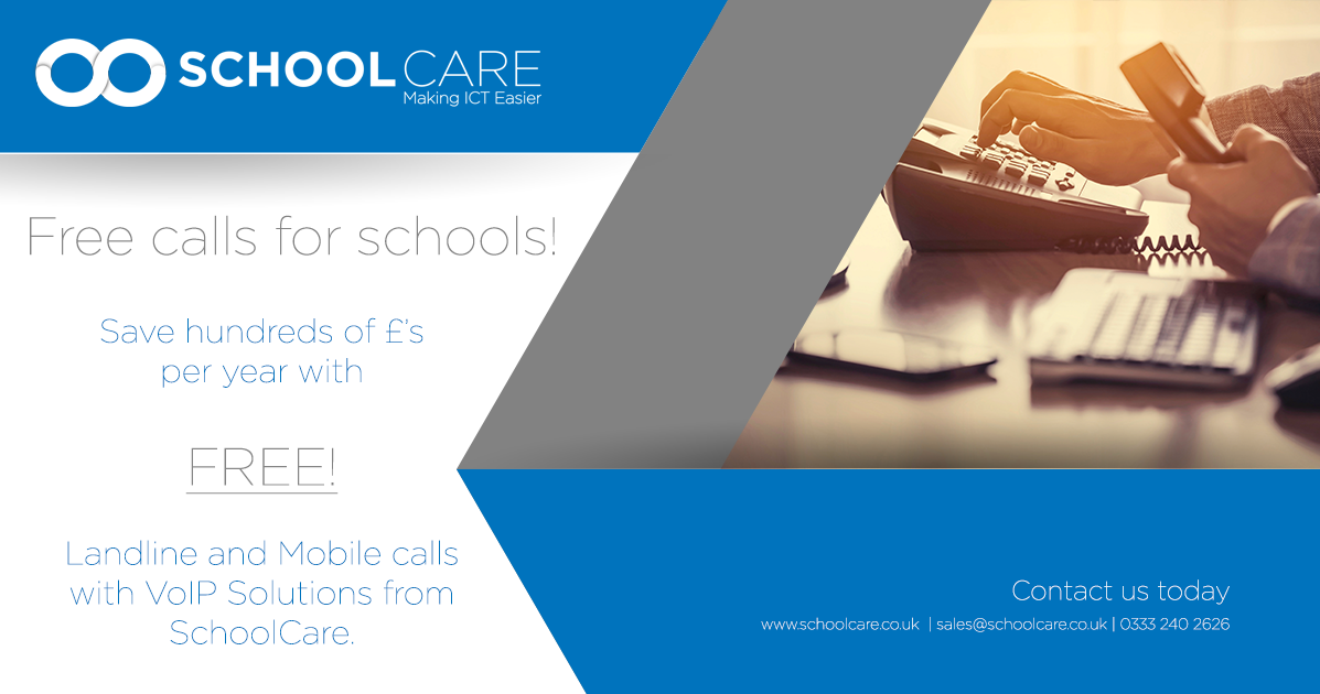 Voice Over IP for Schools - IP Telephony Systems - SchoolCare