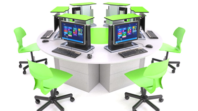 ICT Suite Furniture - Schools - Colleges - Universities