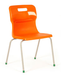 ICT Classroom Furniture - 4 Leg Chair