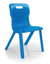 ICT Classroom Furniture - One Piece Chair