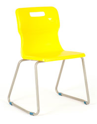 ICT Classroom Furniture - Skid Chair