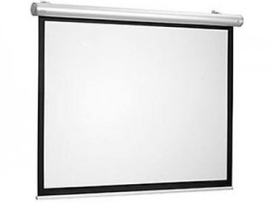 School Hall AV Projector Screen