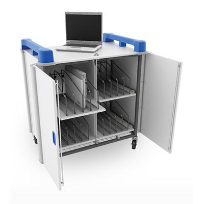 Lapcabby ICT Laptop Storage Open