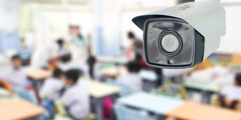 CCTV and Access Control in Schools